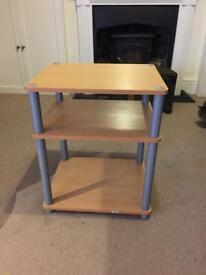 Small Storage Table.