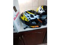 motor cycle moto cross helmets