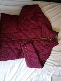Genuine joules coat