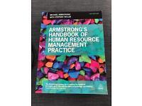 Armstrongs handbook of Human Resource management practice