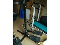 Herculean Cross Trainer Gym