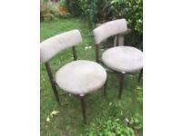 Gplan fresco chairs
