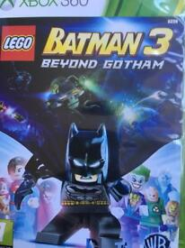 Xbox 360 game Lego Batman 3