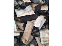 Hardwood Logs (Cherry )Large Builders Bag
