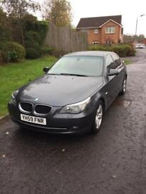 Bmw 2009 520d e60 manual business edition