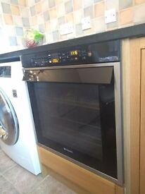 Hotpoint LUCE OSX1036 NDCX Multi function oven *5 months old*