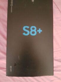 Samsung S8+ (Unlocked)