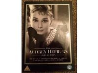 The Audrey Hepburn Collection DVDs