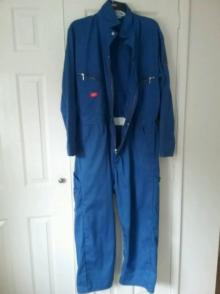 Men's heavy weight boiler suit
