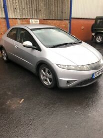 HONDA CIVIC 2.2CDTI SE