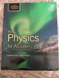 WJEC Physics AS Level Textbook
