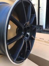 "Brand new 18"" AMG alloy wheel 5x112"