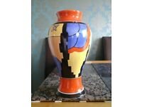 Clarice Cliff Mei Ping Vase.