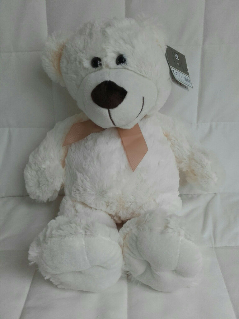 Large Plush Bear – NEW