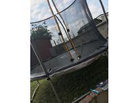 £75 Ono. Like new 10ft trampoline