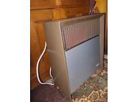Large free standing electric heater