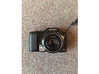 Sony Cyber-shot DSC-H20/B 10.1 MP Digital Camera with 10x Optical Zoom
