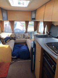 2010 Bailey Ranger GT60 520/4 Fixed bed Caravan