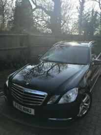 Mercedes Eclass Estate 2012