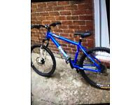Voodoo mountain bike 18 inch frame