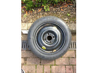 Spare Wheel and Pirelli Tyre New Never used