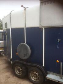Ifor Williams 510 trailer
