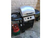 Gas BBQ 2 burner