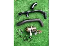 Nissan 200sx S14a Recirculating Dump Valve, Hard Pipes And Other Spares