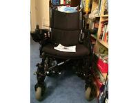 Electric Power Wheelchair Komfi Rider PW1800