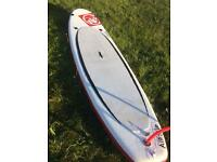 RRD Inflatable Stand Up Paddle Board for sale: £420. Includes Bag and Leash.