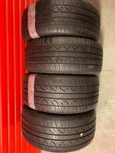 Kit Staggered 245/45/19  275/40/19 4 Pneus ÉTÉ Pirelli Presque Neuf