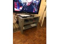 Tv stand and tv LG