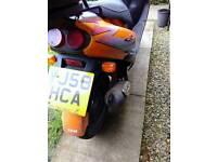 Sym jet euro x moped 50cc