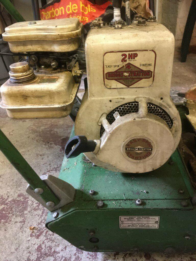Wolseley Wizard Petrol Lawn Mower, collectors item | in Shipley, West  Yorkshire | Gumtree