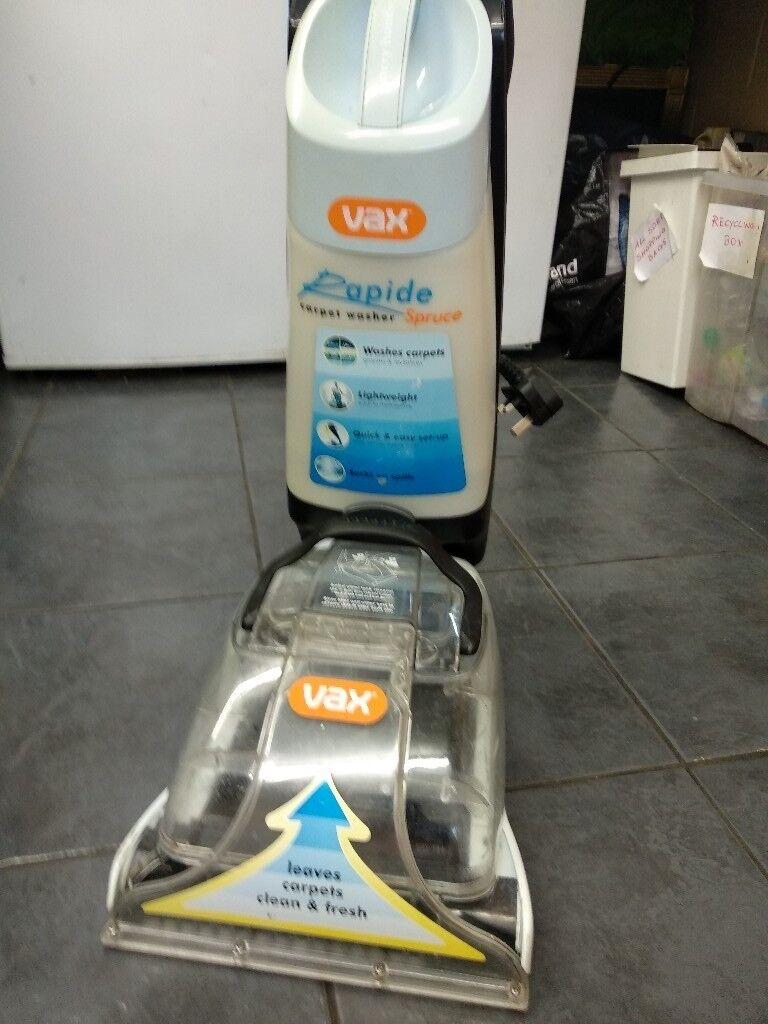 Vax V-022 Rapide Carpet Washer