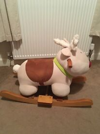Excellent condition still in bag Mamas and papas reindeer rocking horse perfect for Christmas 🎅🏼
