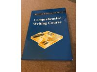 Comprehensive course books for writing