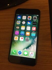 iPhone 6s space grey o2