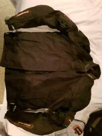 RST tractech eco 1 textile jacket large perfect condition