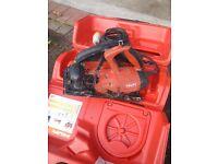 Hilti WSC 265 KE Plunge Circular Saw