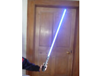 Collectible Star Wars Yoda Force FX Lightsaber