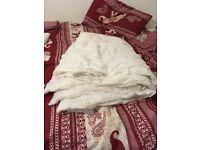Duvet for single bed
