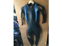 Women's medium small triathlon BlueSeventy Helix wetsuit