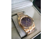 Rolex Datejust not Cartier Patek Philippe Hublot Audemars Piguet Watch