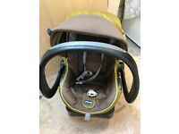 Car Seat, Push Chair, Carry Cot Set - Chicco