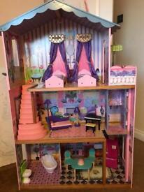 KidKraft Dolls House & Furniture