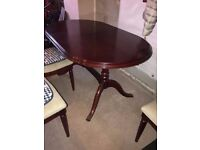 Free Dining Table and 3 chairs
