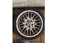BMW MV1 18'' Alloys