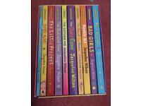 Box Set Of 10 Jacqueline Wilson Books.