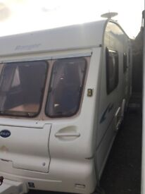Bailey ranger 510/4 2002 4 berth